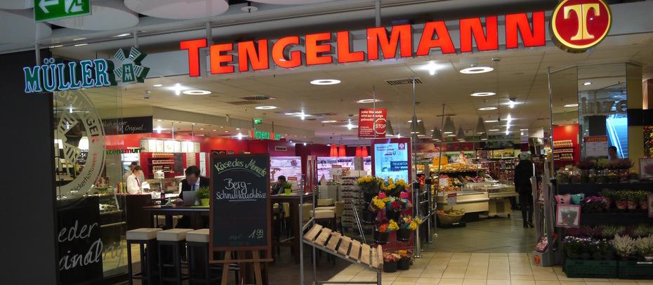 rewe tengelmann: