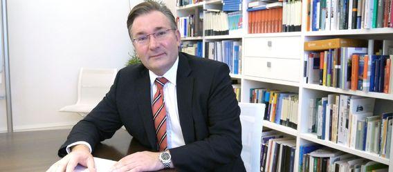 Marko Bohm ist bei Strabag PFS als Geschäftsführer für das Real-Estate-Management verantwortlich. Er verhandelte 2016 über besonders viele Neuaufträge und Prolongationen. Bild: law