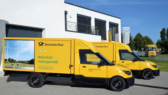 Bild: Deutsche Post DHL