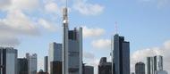 Viel Umsatz am Frankfurter Büromarkt
