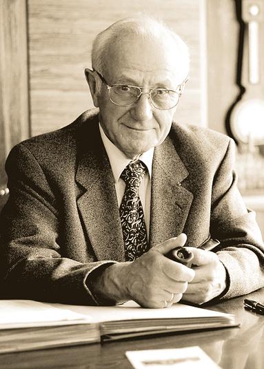 Otto Stöben.