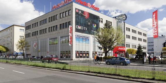 Auch in Berlin brummt das Transaktionsgeschäft: Redevco kaufte hier unlängst den Media-Markt im Stadtteil Wedding. Redevco