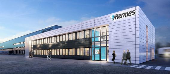 ECE und Hermes investieren 600 Mio. Euro in Logistikcenter