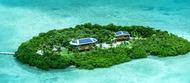 Eine Luxuswohninsel für mich alleine
