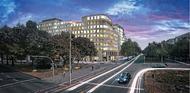Marodes Jobcenter wird moderne Bankzentrale