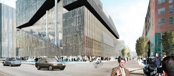 Bild: Office for Metropolitan Architecture