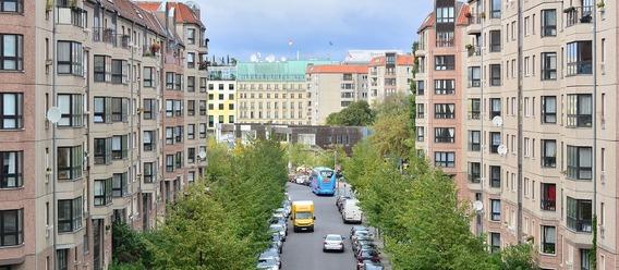 Angebotsmieten in Großstädten steigen kräftig trotz Bremse