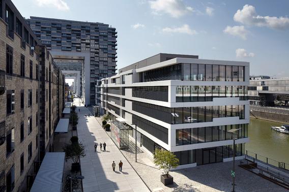 Bild: moderne stadt, Köln
