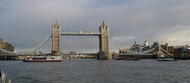 London zieht europäischen Büromietindex runter