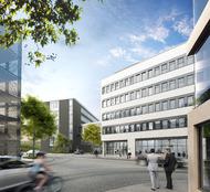 Startschuss für den Lanuv-Neubau am Hauptbahnhof