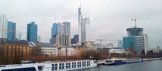 Jubeljahr am Frankfurter Bürovermietungsmarkt