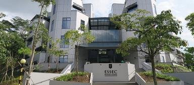 Essec-Campus in Singapur.