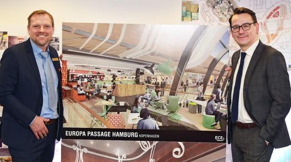 "Europa-Passage bekommt ""Foodsky"""