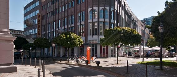 Bild: Werbegemeinschaft Theaterpassage/Susanne Völkel/van Loon Kommunikation