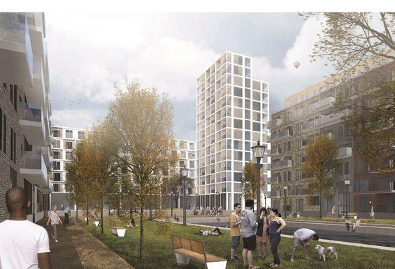 Quelle: Belle Époque, Urheber: K+K Architekten