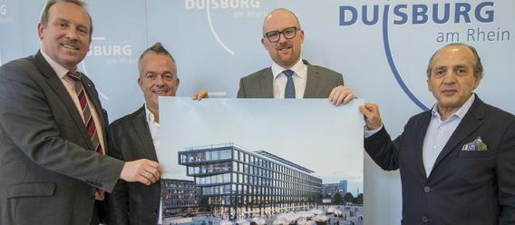 Quelle: Presseamt der Stadt Duisburg