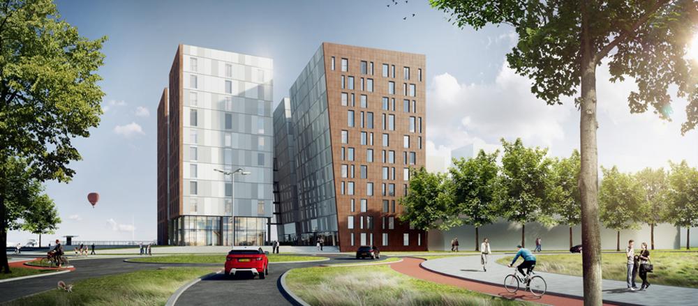 Bild: HBB Group / Mulderblauw Architects