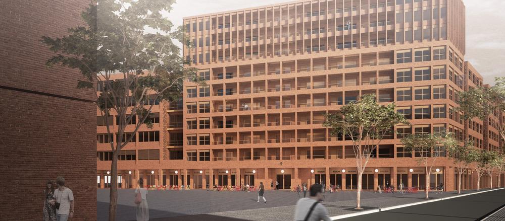 Bild: Robertneun Architekten/Quartier Heidestraße GmbH