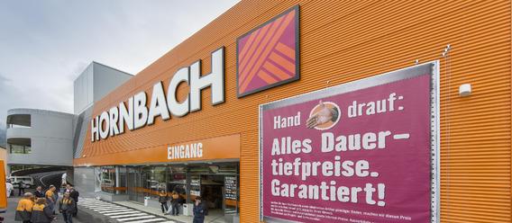 Photo: Hornbach