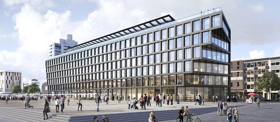 Quelle: Devario Invest, Urheber: Architekt Hadi Teherani