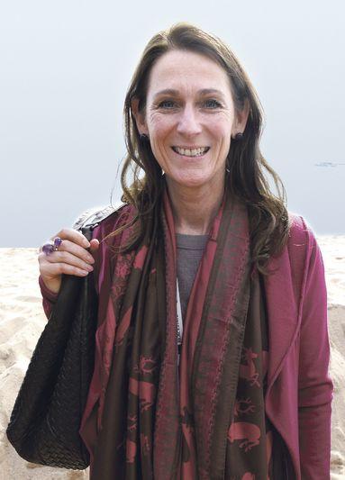 Barbara Knoflach ist das Lachen trotz schrumpfender Renditen nicht vergangen.