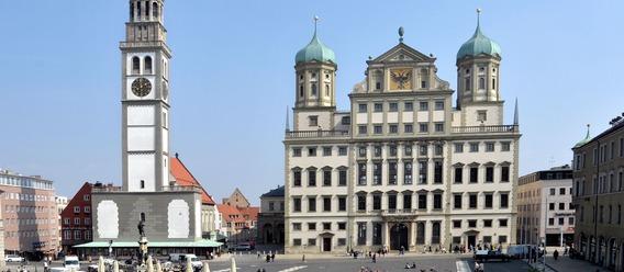 Quelle: Stadt Augsburg, Urheber: Siegfried Kerpf