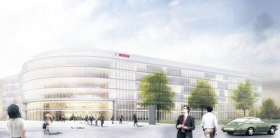 Quelle: Robert Bosch GmbH, Urheber: Hascher Jehle Architekten