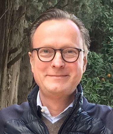 Der Privatmensch Moritz Eversmann.