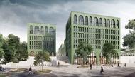 Quelle: CA Immo, Urheber:Maier Neuerberger Architekten