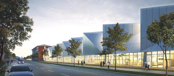 Quelle: Stadt München, Urheber: Ackermann Architekten, fkn