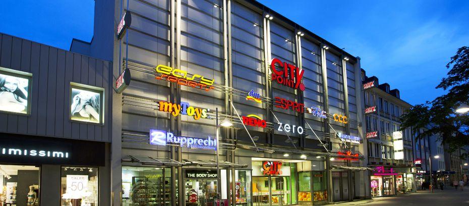 Nürnberger City Point Wird Abgerissen