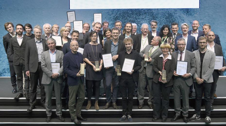 Bilderstrecke: Polis Award 2017