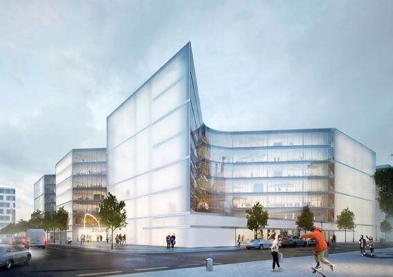 Quelle: Porr Deutschland, Urheber: Henn Architekten