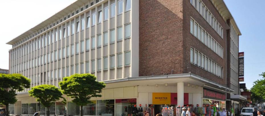 Haus Bauen Kiel kiel novum pachtet karstadt sport haus für niu hotel