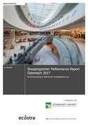 Shoppingcenter Performance Report Österreich 2017