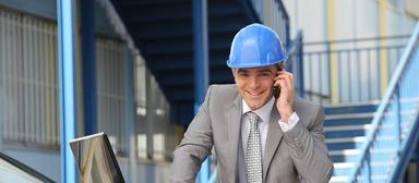Bau- und Projektleiter haben zurzeit gut lachen, sagen Headhunter.