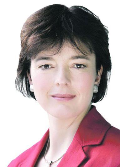 Friederike Schammann-Vogel, Leiterin HR.