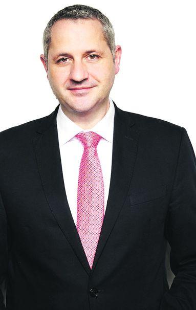 Holger Matheis, Vorstandsmitglied für u.a. Personal.