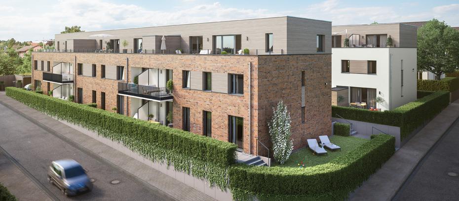 wohnkompanie nord baut eigentumswohnungen in l neburg. Black Bedroom Furniture Sets. Home Design Ideas