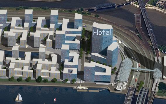 Quelle: HafenCity Hamburg, Urheber: Michael Korol
