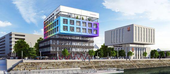Quelle: Krankikom/SGE, Urheber: Koschany + Zimmer Architekten KZA