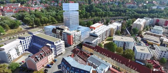 Quelle: GW Real GmbH Co. KG, Urheber: Architekturbüro Waldhelm