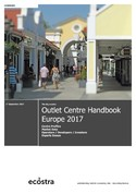 The big ecostra Outlet Centre Handbook Europe 2017