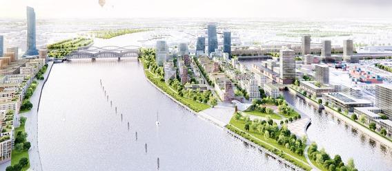 Quelle: HafenCity Hamburg, Urheber: Hosoya Schaefer Architects