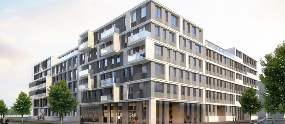deutsche wohnwerte baut heimatufer in ludwigshafen. Black Bedroom Furniture Sets. Home Design Ideas