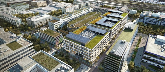 Quelle: R&S Immobilienmanagement, Urheber: Kaan Architects, Rotterdam