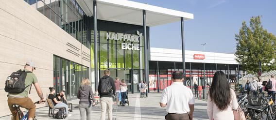 Quelle: Kaufpark Eiche, Urheber: Nils Krüger