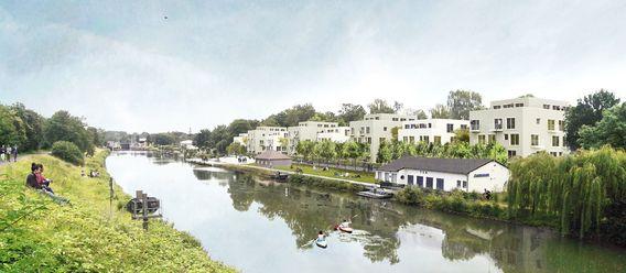 Quelle: Stadt Hamm, Urheber: pesch partner architekten stadtplaner GmbH, Dortmund