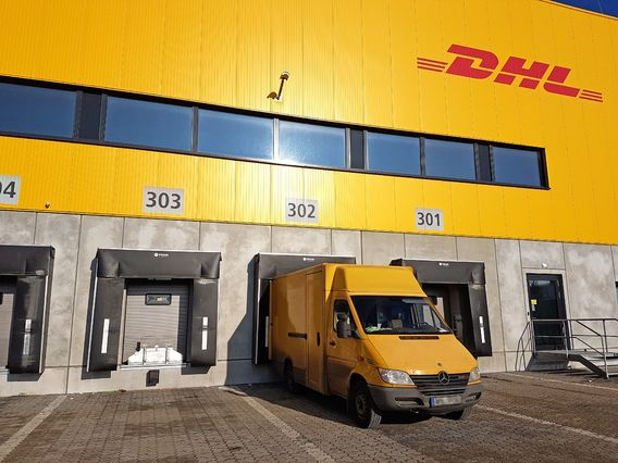 Iz Unternehmen Deutsche Post Dhl Group