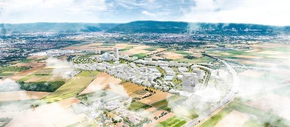 Quelle: IBA Heidelberg, Urheber: KCAP Architects & Planers